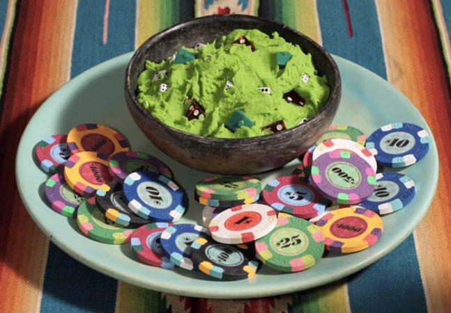 Curta feito em stop motion mistura  os universos dos jogos e da culinária mexicana