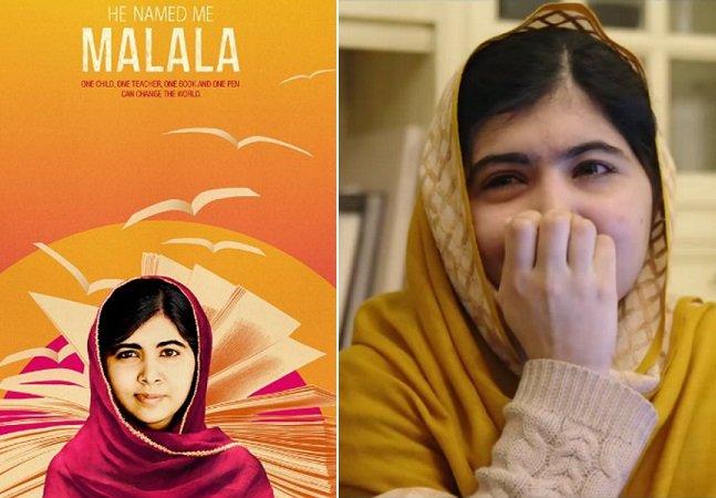 Documentário sobre a vida de Malala, a mais jovem ganhadora do Nobel da Paz, chega aos cinemas esse ano