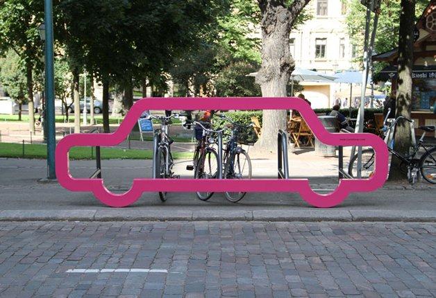 paraciclo-carro