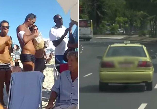 Câmera escondida responde: será que os gringos são enganados no RJ?