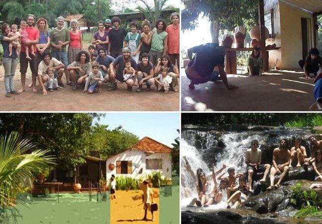 Casal com 15 filhos e 7 netos abandona modelos tradicionais e cria vila sustentável no interior de Minas Gerais