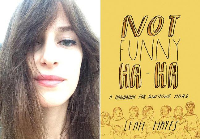 Artista cria livro ilustrado para mostrar como é passar pela experiência de um aborto