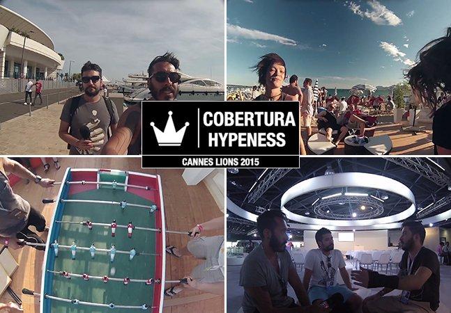 A visão do Hypeness sobre a edição de 2015 do festival de criatividade Cannes Lions