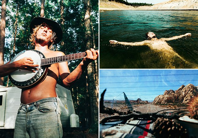 Fotógrafo de 20 anos cai na estrada para viver uma aventura inspiradora