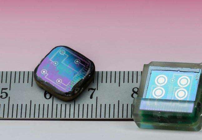 Cientistas desenvolvem chip biosensor que analisa a saúde do organismo em tempo real