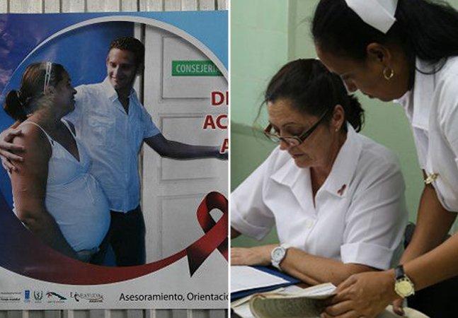 Cuba elimina transmissão de HIV de mãe para filho em feito histórico