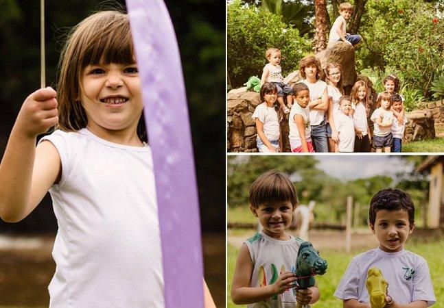 Pediatra lança grife infantil com roupa sustentável