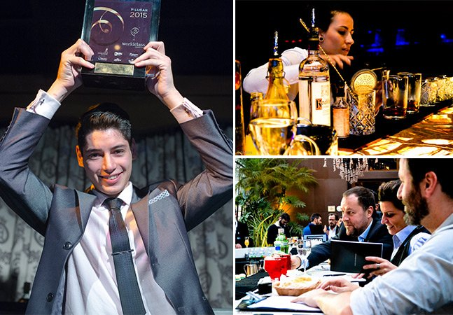 Bartender Kennedy Nascimento vai representar o Brasil na final global do Diageo World Class