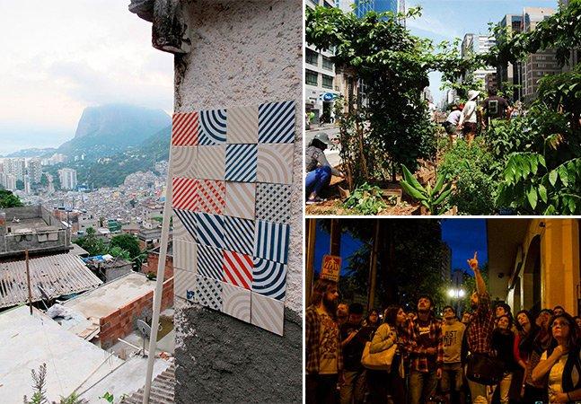 10 iniciativas inspiradoras que provam que é possível mudar as cidades para melhor