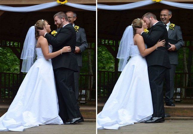 Noivo planeja segundo casamento  com esposa que perdeu memória  num acidente de carro