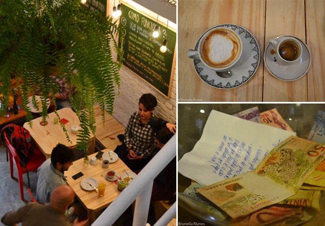 Roteiro Hypeness: conheça o Preto Café, a nova cafeteria em SP onde você paga o quanto quiser