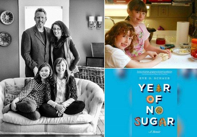O que esta família aprendeu ao passar um ano sem açúcar