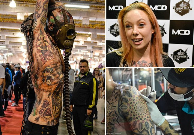 Descobrimos as surpresas da Tattoo Week 2015 em SP