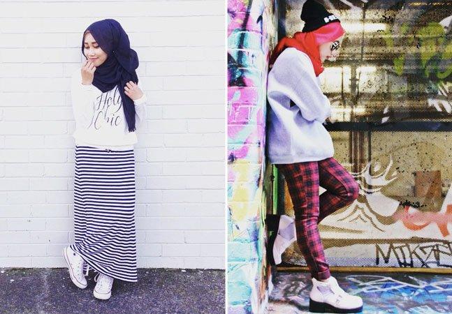 A jovem que está mudando a percepção que o resto do mundo tem das mulheres muçulmanas