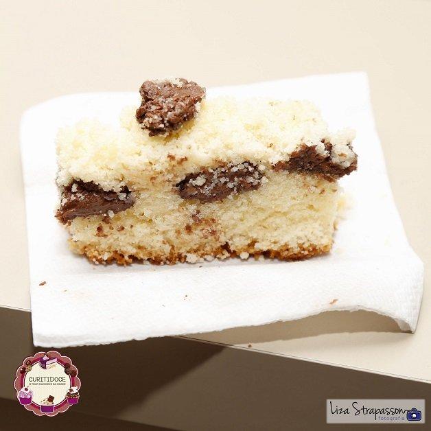 Cuque de Nutella do Santo Bolo  (Foto Liza Strapasson)