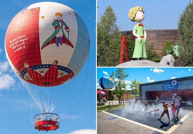 """Conheça o incrível parque na França inspirado em """"O Pequeno Príncipe"""""""