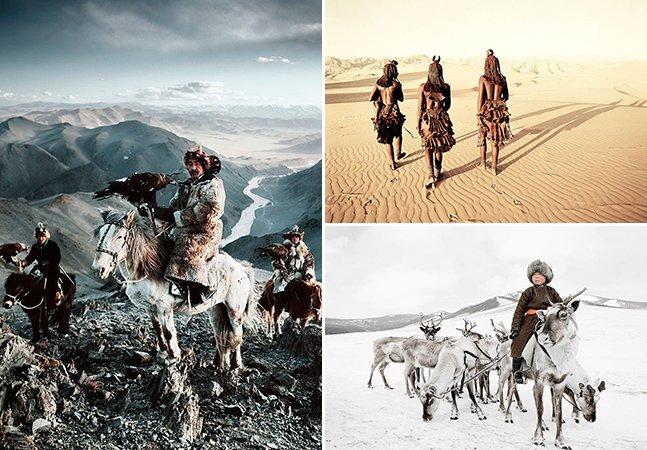 Série de fotos incrível capta tribos desconhecidas ao redor do mundo
