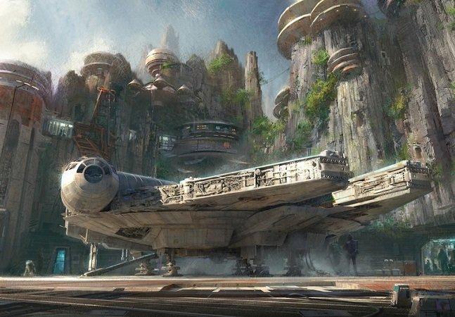 Só para fanáticos: Disney anuncia que criará dois parques temáticos inspirados na saga Star Wars