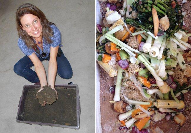 O projeto que transforma o lixo orgânico de restaurantes paulistas em adubo