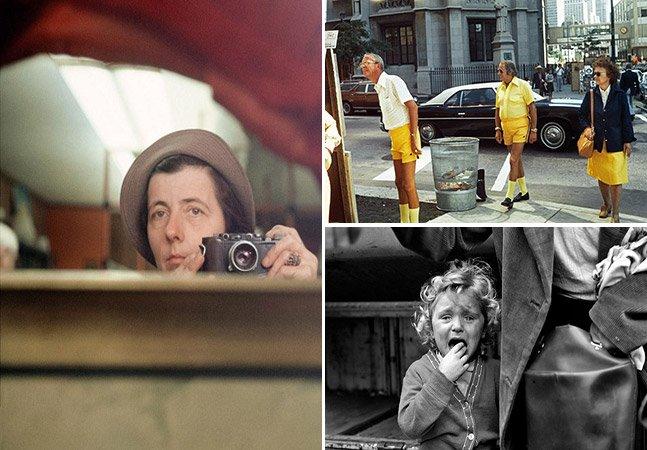 Homem compra negativos desconhecidos e descobre uma das mais talentosas fotógrafas de rua do século 20