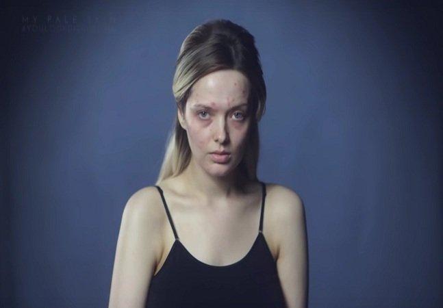 Blogueira de moda faz vídeos sem maquiagem e recebe avalanche de xingamentos em seu canal