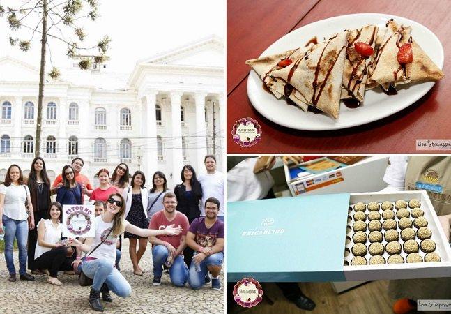 Tour de Nutella – evento leva pessoas para passar o dia comendo guloseimas feitas com Nutella