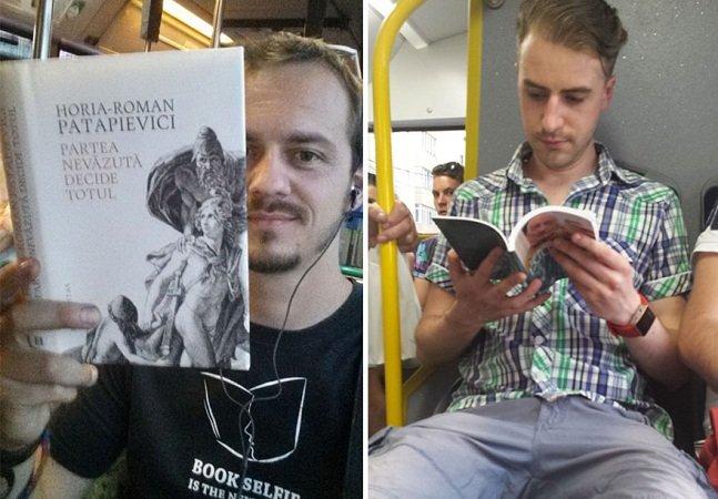 Cidade na Romênia oferece viagem de ônibus para quem ler um livro durante o caminho