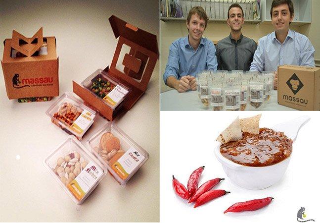 Empresários apostam em clube de assinatura de snacks saudáveis