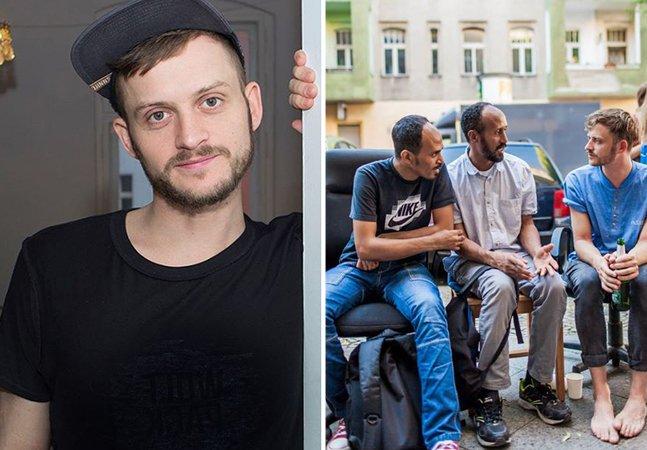 """""""Airbnb dos refugiados"""": site une migrantes e pessoas dispostas a compartilhar suas casas"""