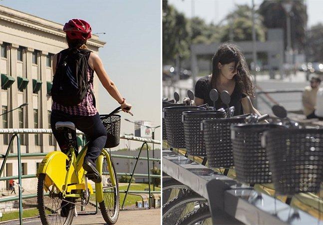 Buenos Aires oferece empréstimo de bike grátis pra turistas
