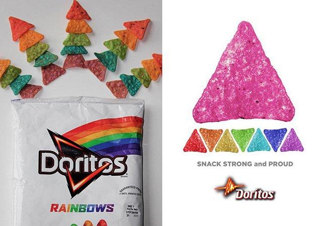 Conheça a nova Doritos que quer chamar a atenção para a causa LGBT