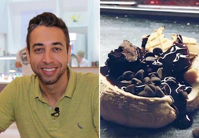 Conheça o brasileiro que vendia picolés na rua e hoje fatura R$ 5 milhões com sorveteria