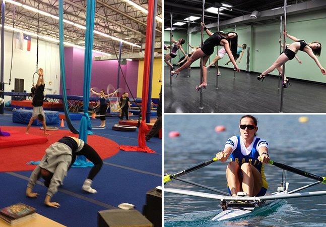 5 atividades físicas inusitadas que prometem tornar seu verão mais divertido