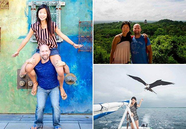 Como esse casal se aposentou aos 30 anos para poder viajar o mundo