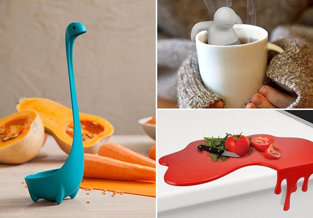 15 gadgets criativos que prometem transformar sua vida na cozinha