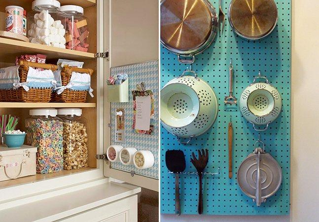 20 'kitchen hacks' que vão deixar a sua cozinha muito mais organizada