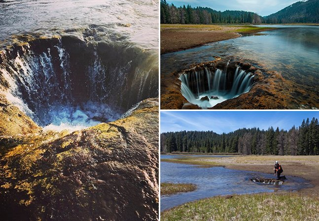 O misterioso Lago Perdido que desaparece anualmente nos EUA