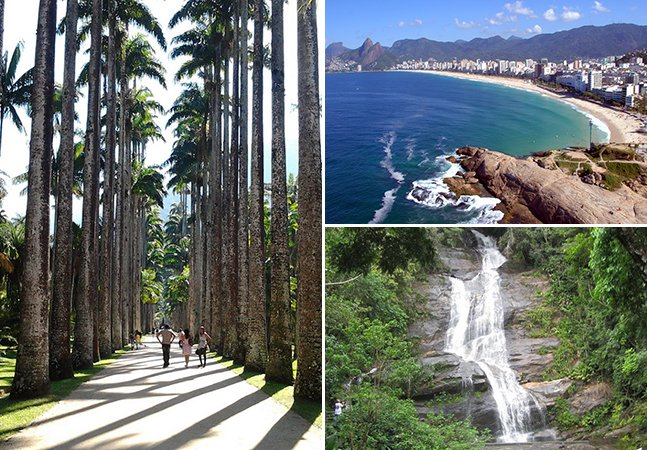 5 lugares para se conectar com a natureza e curtir o verão no RJ