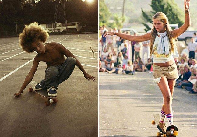 Série de fotos documenta os primórdios do skate na década de 70 nos EUA