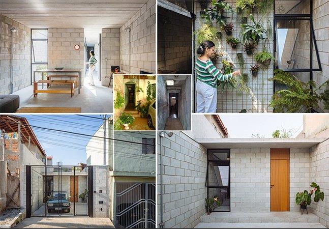 Doméstica junta R$ 150 mil para transformar sua casa e projeto ganha prêmio internacional
