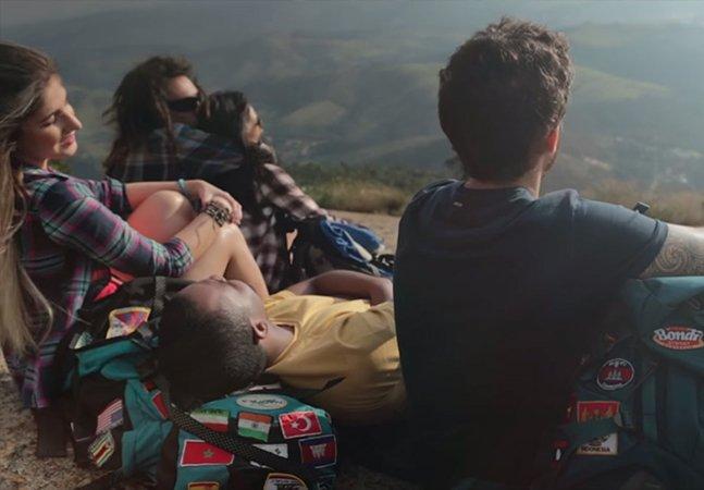 Vídeo manifesto convida pessoas que amam viajar a desbravar o mundo