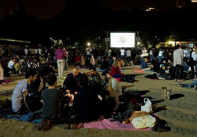 Seleção Hypeness: 10 lugares onde você pode curtir um cinema ao ar livre em São Paulo