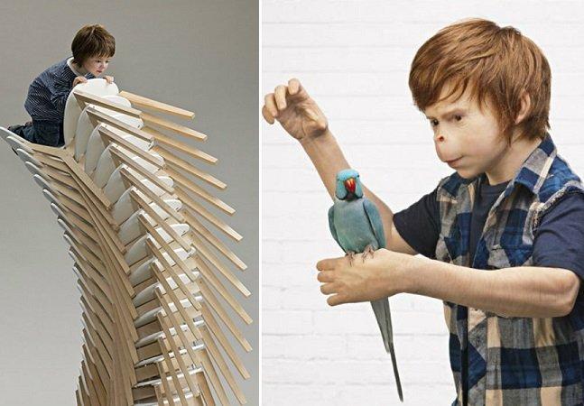 São Paulo recebe exposição com as incríveis esculturas hiperrealistas da australiana Patricia Piccinini