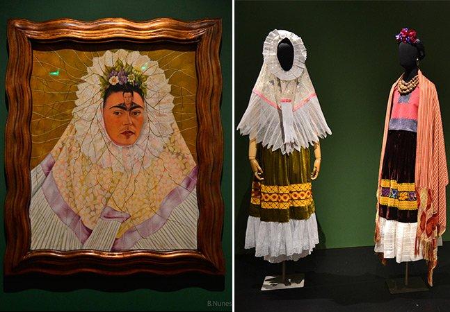 Exposição de Frida Kahlo foca no empoderamento feminino através da arte