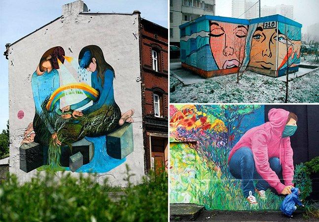 15 cidades que todo fã de street art precisa conhecer