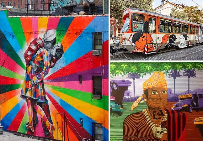 10 grafiteiros brasileiros que fazem sucesso na gringa