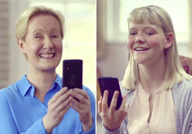 """App inovador permite que deficientes visuais """"sintam"""" os sorrisos de outras pessoas"""