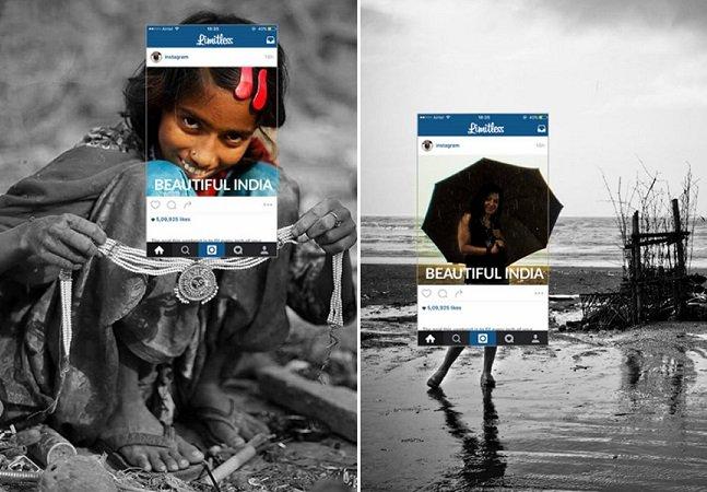 Projeto mostra como um corte em fotografias de viagem pode fazer toda a diferença