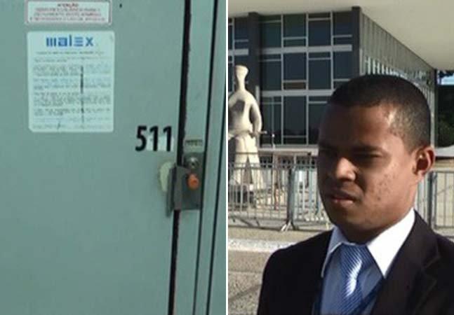 O jovem brasileiro que chegou a morar em um armário de aeroporto, mas que hoje já passou em 5 concursos públicos