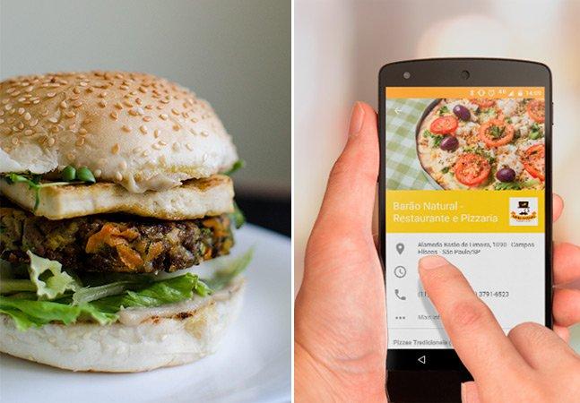Meatless: conheça o primeiro aplicativo delivery 100% vegetariano do país